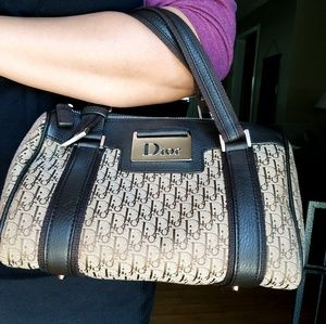 Christian Dior Diorrissimo Handle Bag